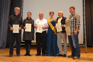 Honigprämierung 2015: Gewinner