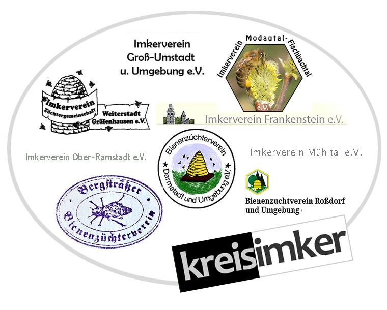 Imkervereine im Großraum Darmstadt-Dieburg