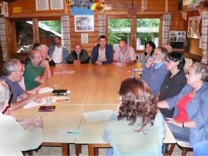 Imker-Gesprächsrunde im BZV Roßdorf