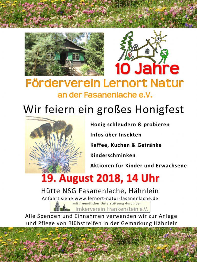 Honigfest2018-LernortNatur