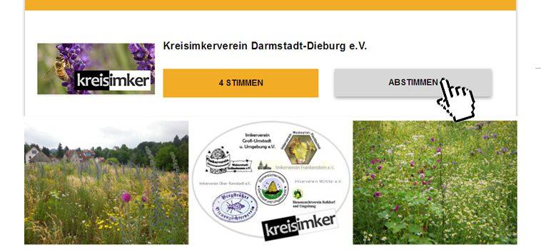 2 Klicks für glückliche Bienen – bitte helfen Sie mit!