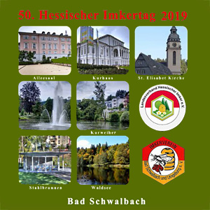 50. Hessischer Imkertag 2019 in Bad Schwalbach